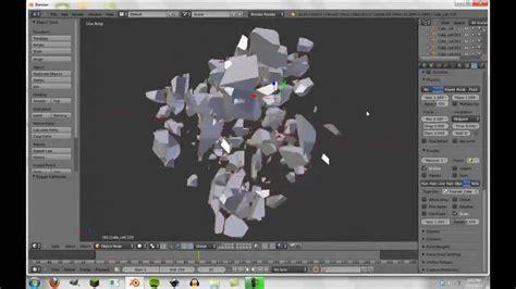 blender tutorial exploding planet blender tutorial exploding a cube youtube