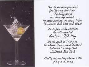 retirement invitation wording theruntime