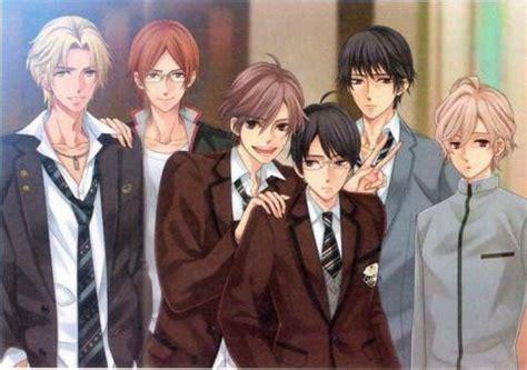 hikaru brothers conflict the younger years kaname hikaru tsubaki azusa natsume
