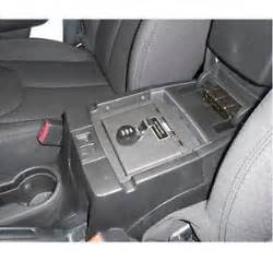 Are Jeep Wranglers Safe Console Vault Auto Security Gun Safe For 11 16 Jeep