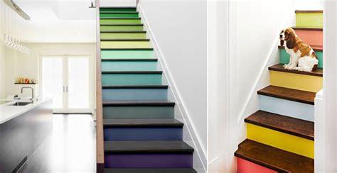 tappeto scale idee creative per decorare le scale con pattern colori e