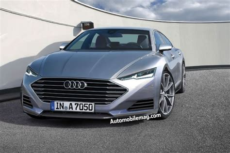 when did audi tt change shape dive the 2017 audi a7 gets squeezed into a new shape