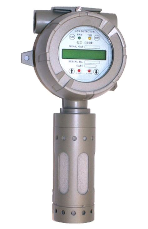 Gas Detector Infrared Gd10p Co2 s guard co2 infrared hydrocarbon gas detector gastech australia