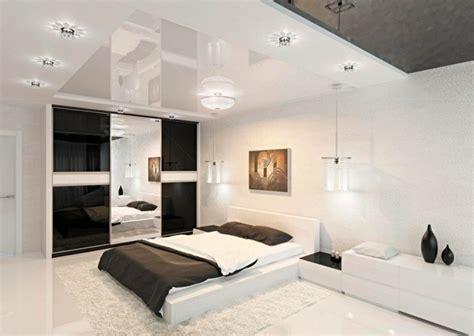 chambre ultra moderne d 233 co noir et blanc avec touches de couleur chambre 224 coucher