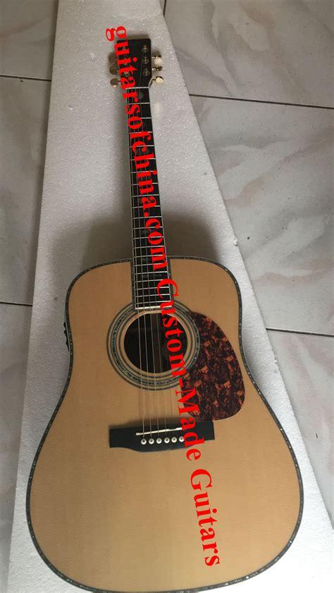 Classical Guitar Handmade - custom made martin d 45 dreadnought standard guitar d 45