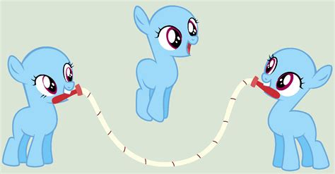 Jump Happy Ms mlp base jump rope by thetechnocat on deviantart
