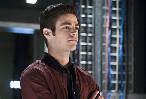 la hair new 2016 season grant gustin weighs in on the flash season 2 finale