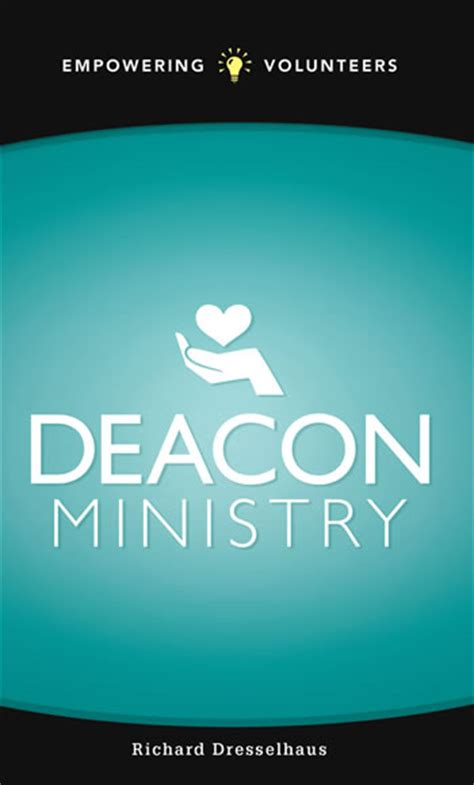 deacon ministry item