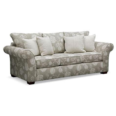 Adele Sofa Reader Adele Upholstery Sofa Value City Furniture