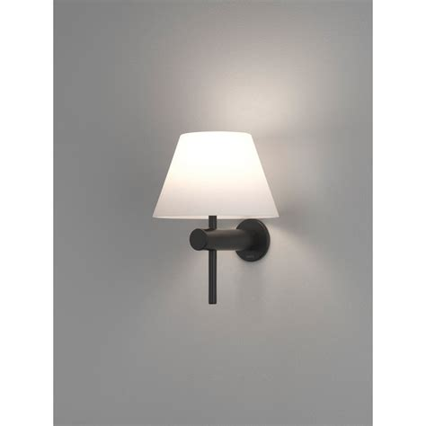 black light in bathroom astro lighting roma single light bathroom wall fitting in