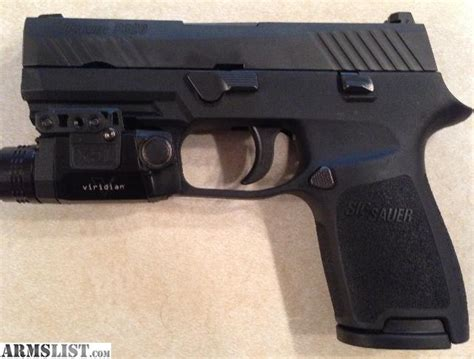 sig p320 laser light armslist for sale trade sig sauer p320 carry with