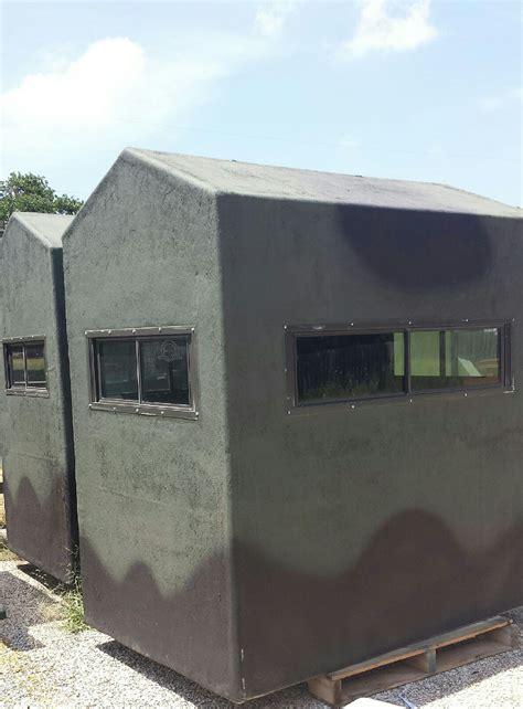 Hunt Box Floor Plans by Deer Blind Lochte Feed Amp General Store