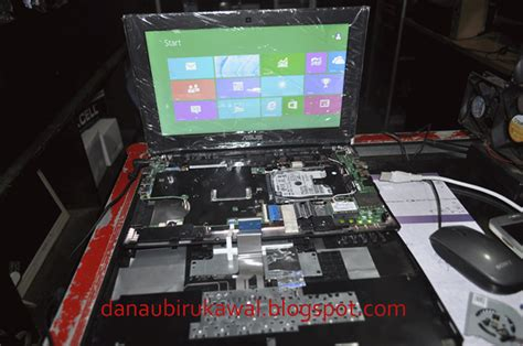 Kipas Cpu Laptop danau biru kawal cara memperbaiki kipas processor