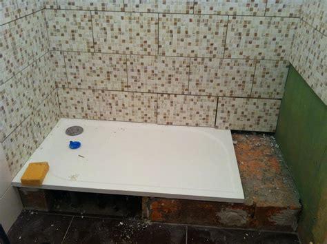 installer un bac a plat installation receveur plat