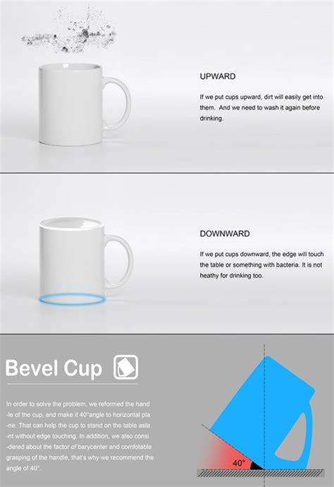 design concept red dot cup designed for better hygiene yanko design