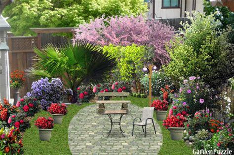 design online garden corner gardenpuzzle online garden planning tool