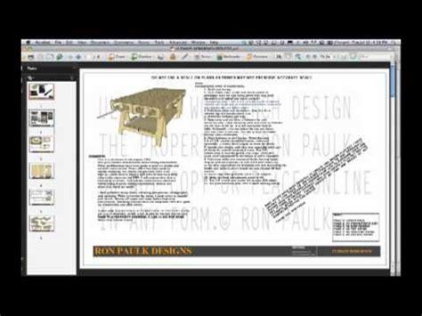 Get Paulk Workbench 2 Plans Genuine Plan