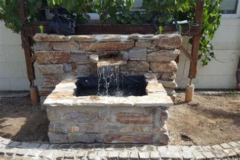 wasserstelle garten wege und wasserstelle garten wasser stein