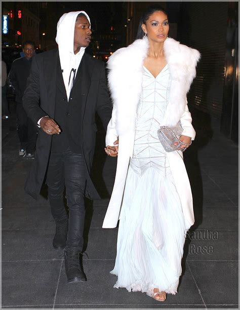 chanel iman diet and exercise asap rocky and chanel iman on a nyc dinner date sandra rose