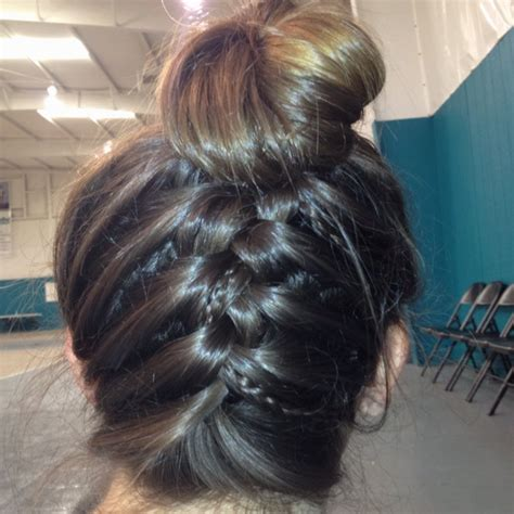 are upside down haircuts ok french braids inside cornrows