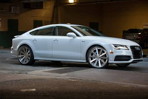2012 Audi A7 Supercharged by Supercharged Audi A7 On Forgiatos Rides Magazine