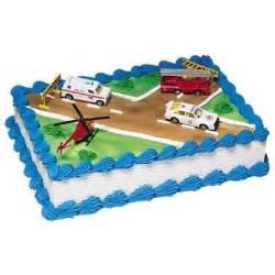publix emergency vehicles cake fireman birthday party