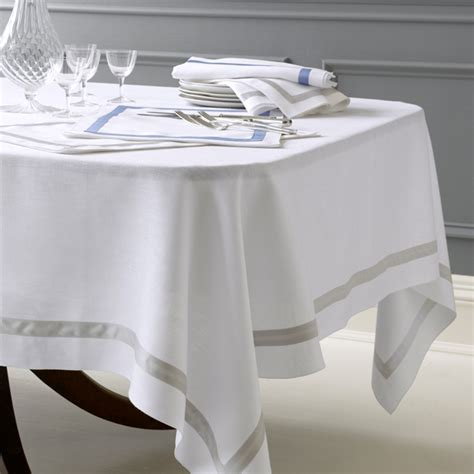 Linens Part Ii Designing The Tables by Lowell Custom Linen Tablecloth Aiko Luxury Linens