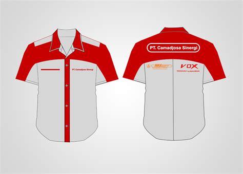 desain baju otomotif sribu desain seragam kantor baju kaos desain seragam untu