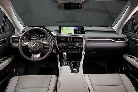 lexus jeep 2016 inside 2016 lexus rx 350 and 450h review sharpened up
