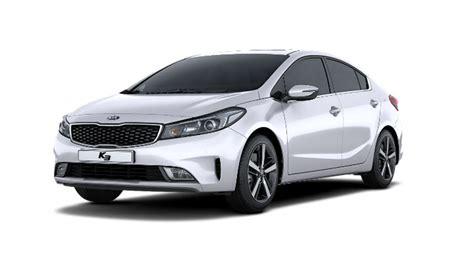 Kia K3 Forte Kia Unveils Facelifted K3 Forte Sedan Cerato In South