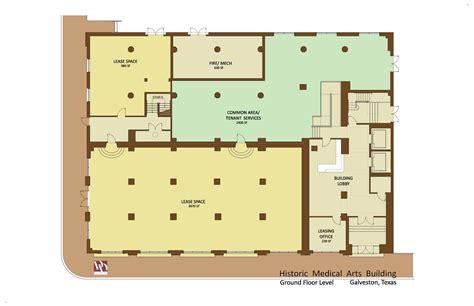 historic medical arts residential floorplans floor pool historic medical arts building 187 commercial floorplans