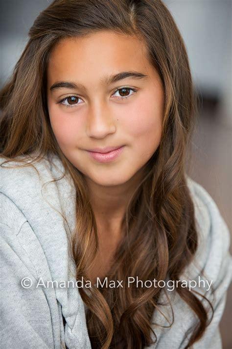 Rompi Scarlet child actor headshots max brandin photography los