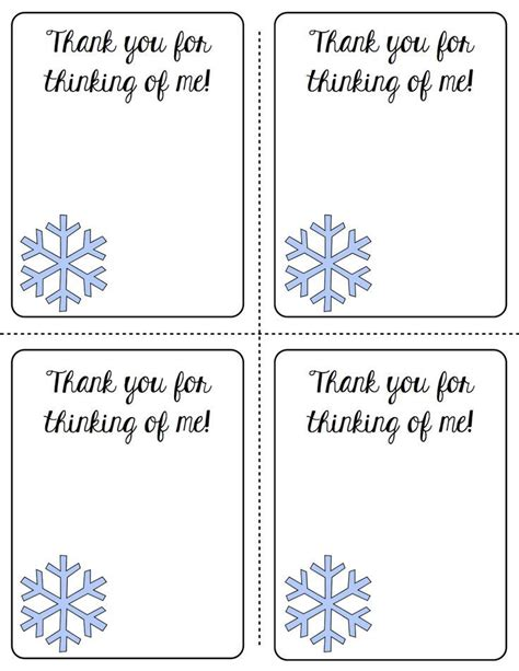 printable holiday thank you notes for teachers 17 best images about thank you notes on pinterest for