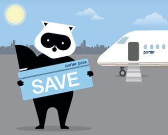 Porter Airlines Gift Cards - book flights and save with porter passes learn more