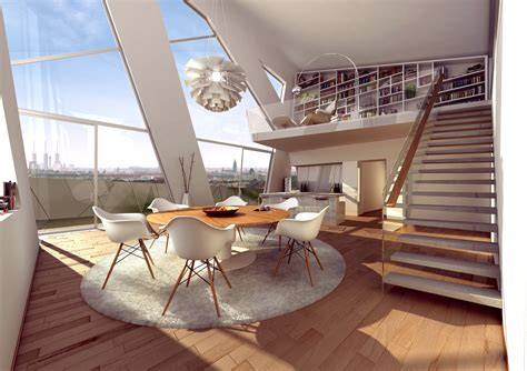 appartment berlin daniel libeskind designs apartment building for berlin