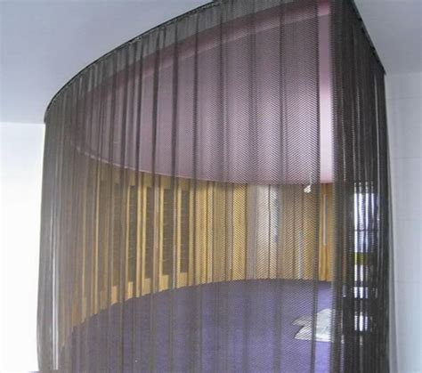 metal mesh curtains metal mesh drapery chain link mesh curtain drapery