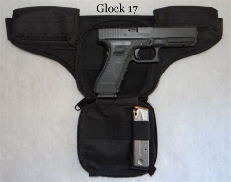 concealed carry pack discreet security pack concealment holster by elite