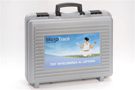 test intolleranza lattosio microtrace test intolleranza lattosio puoi farlo in