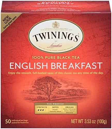 Twinings Tea Earl Grey 100 Count twinings of earl grey black tea bags