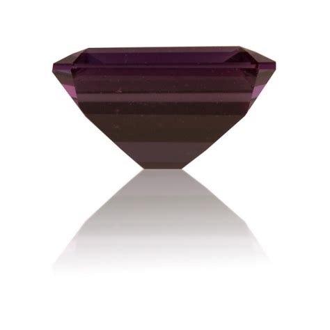 what gives the gem amethyst its purplish color alexandrite emerald cut 1 42ct king gems