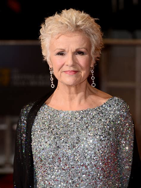 current hair trends for over 65 women actress julie walters people should not be quot snobbish