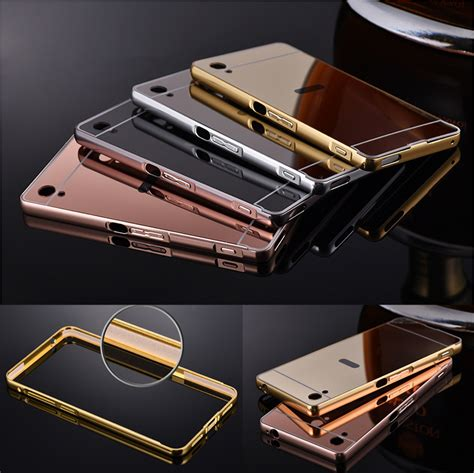 Casing Xperia M4 Aqua Black Design Custom Hardcase Cover luxury mirror aluminium metal bumper back cover for sony xperia m4 aqua ebay