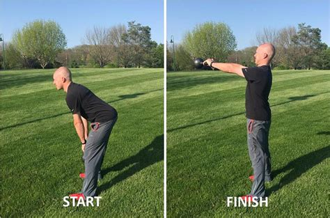 exercises to improve golf swing 5 kettlebell exercises to improve your golf game kansas