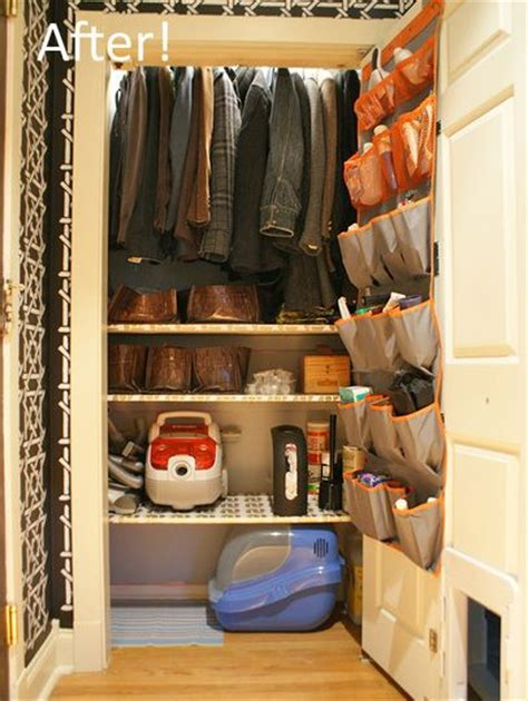 Hallway Closet Organizer by The World S Catalog Of Ideas