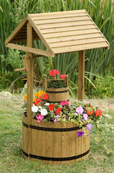 Wooden Garden Decor Wooden Garden Ornaments 15 Beautiful Ideas Houz Buzz