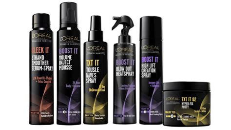 loreal advanced hair care styling products  target  print  coupons nowliving