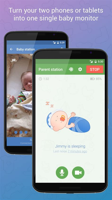 baby monitor app android baby monitor 3g co uk appstore for android