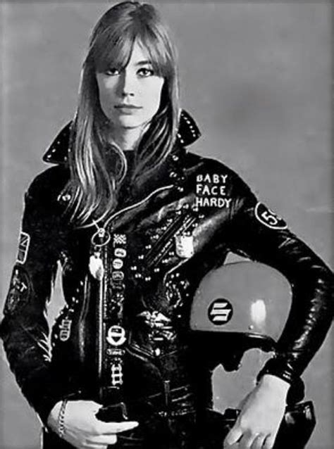francoise hardy on motorcycle 17 best images about motorlove on pinterest chevelle ss