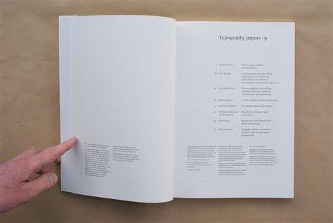 Rosetta On Typography Papers 9