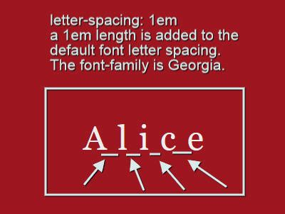 Css Raise Letter Css Properties To Web Typography